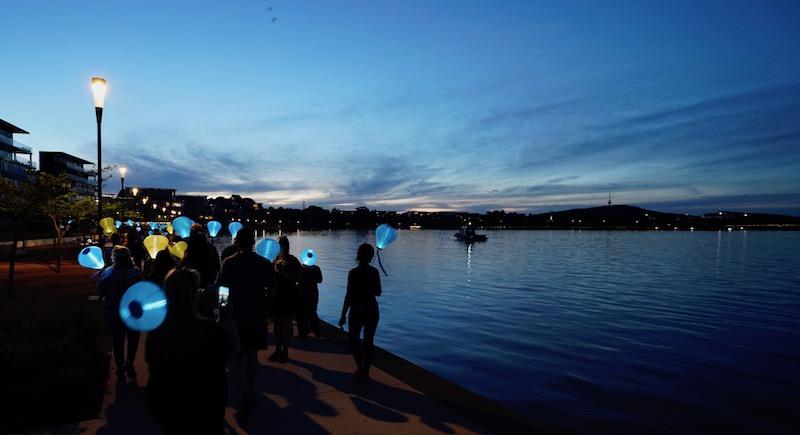 Leukaemia Australia's Light the Night